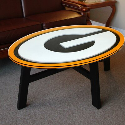 Nfl Logo Coffee Table NFL Team: Green Bay Packers