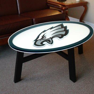 NFL Logo Coffee Table NFL Team: Philadelphia Eagles