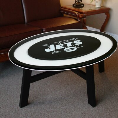 Nfl Logo Coffee Table NFL Team: New York Jets