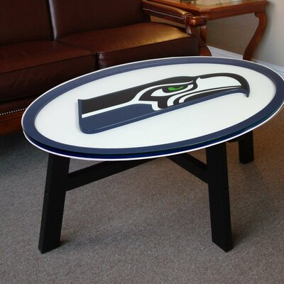 Nfl Logo Coffee Table NFL Team: Seattle Seahawks