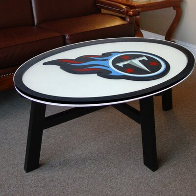 Nfl Logo Coffee Table NFL Team: Tennessee Titans