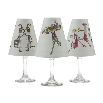 Party 4.5 Paper Empire Candelabra Shade