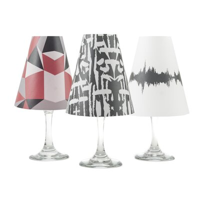 4.5 Paper Empire Candelabra Shade