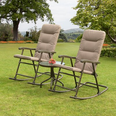 Hereford 3 Piece Rocker Seating Group