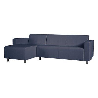 Tom Right Corner Sofa Finish: Blue