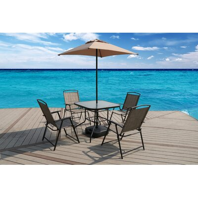 Buiron 7 Piece Dining Set