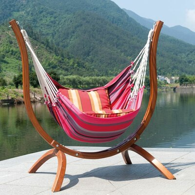 Patagonia Wooden Striped Nylon Tree Hammock