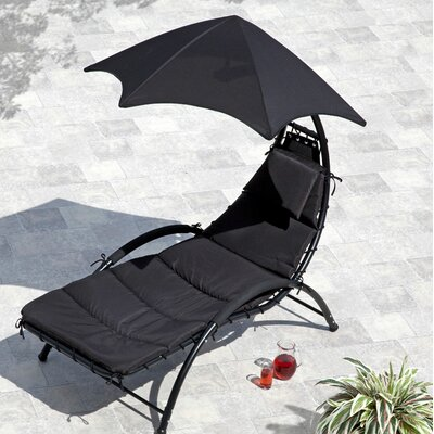 Helicopter Sunlounger Chaise Lounge
