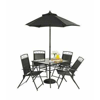 Memphis 6 Piece Dining Set