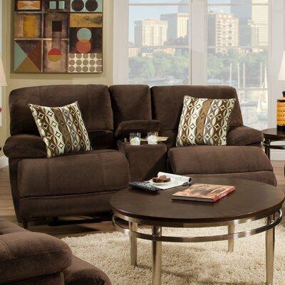 Lee Furniture Rhino Beluga Double Reclining Loveseat