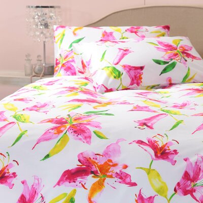 Lily Queen Duvet Cover Set