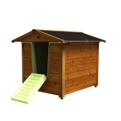 Dog House and Bath Combo