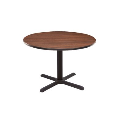 Barto Circular 29H x 43.2W x 43.2L Conference Table Finish: Maple, Size: 3 6 L