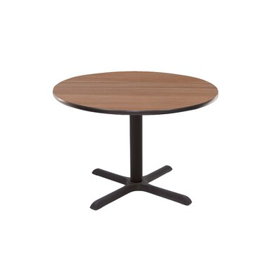 Barto Circular 29H x 43.2W x 43.2L Conference Table Finish: Marasca, Size: 3 6 L