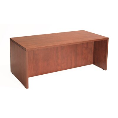Linh Laminate Coffee Table Finish: Cherry