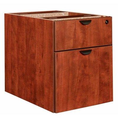 Linh 36 H x 66 W Desk File Pedestal