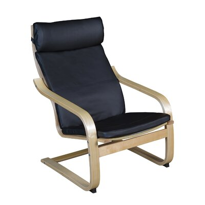 Asellus Bentwood Recliner
