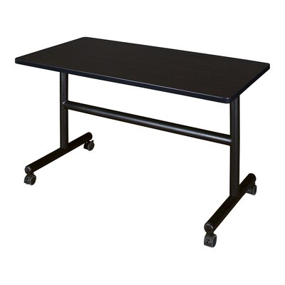 Kobe Training Table with Wheels Tabletop Finish: Cherry, Size: 29 H x 60 W x 24 D