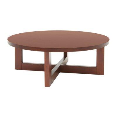 Regan Coffee Table Finish: Cherry
