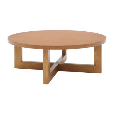 Regan Coffee Table Finish: Medium Oak