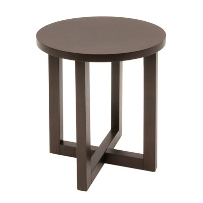 End Table Color: Mocha Walnut