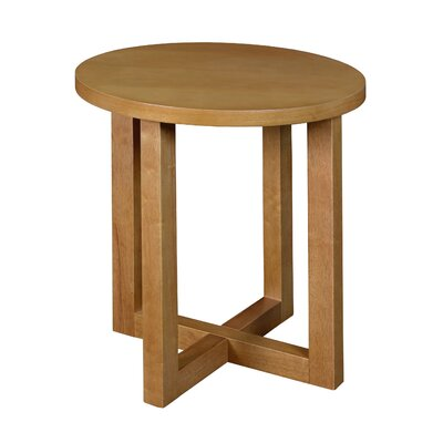 End Table Color: Medium Oak