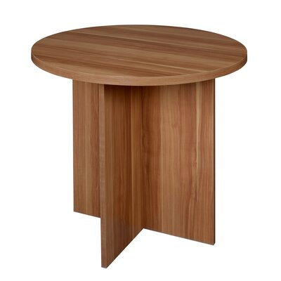 Niche End Table Finish: Warm Cherry