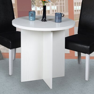 Niche End Table Finish: White Wood Grain