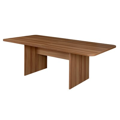 Niche M?d Rectangular 29H x 42W x 84L Conference Table Finish: Warm Cherry