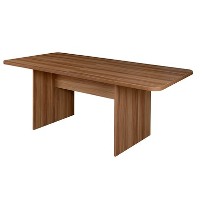 Niche Mod 6 Rectangular Conference Table Finish: Warm Cherry