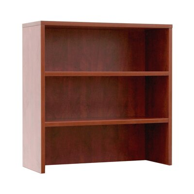 Linh 36 H x 35 W Desk Hutch Finish: Cherry