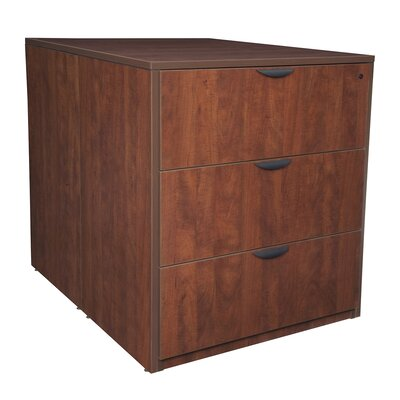 Information about Stand Back Drawer Lateral Filing Cabinet Product Photo