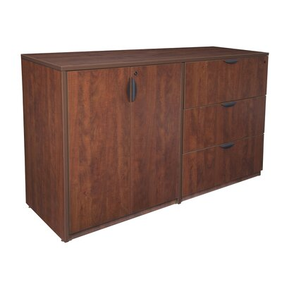 Pretty Stand Side Storage Cabinet Drawer Wood Lateral Filing Cabinet Product Photo
