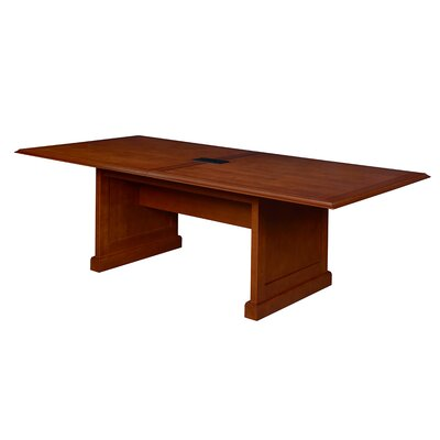 Christofor Rectangular Conference Table Size: 48 H x 96 W