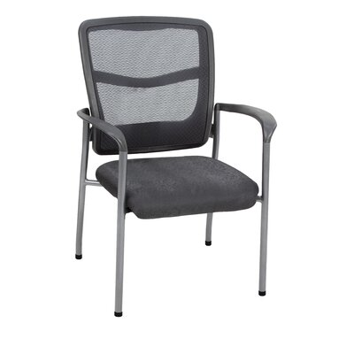 Kiera Mesh Guest Chair Casters/Glides: Not Included