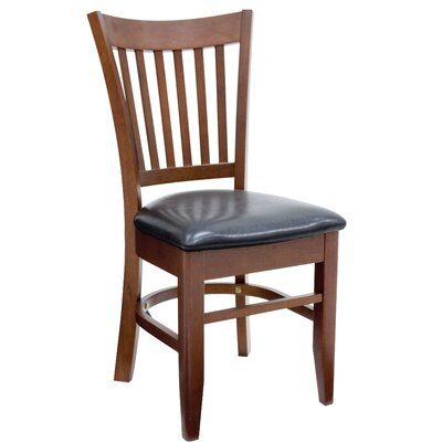No credit check financing Zoe Wood Side Chair...