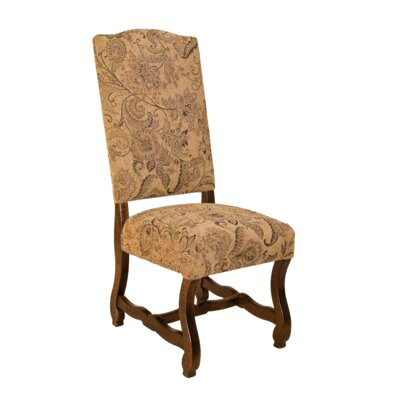 Winchester Side Chair Finish: Oak - Cappuccino