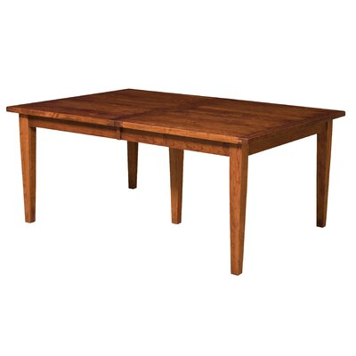 Havelock Dining Table Finish: Oak - Tobacco