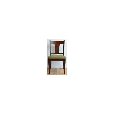 Eastport Side Chair Side Chair Finish: Cherry - Black Cherry