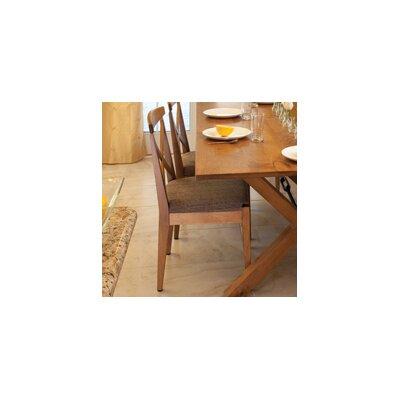 Kingston Side Chair Side Chair Finish: Oak - Auburn