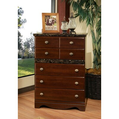 Camden 5 Drawer Chest