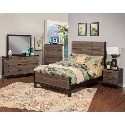 Copland Panel Customizable Bedroom Set