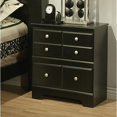 Heacker 2 Drawer Nightstand RDBA1403 43868310