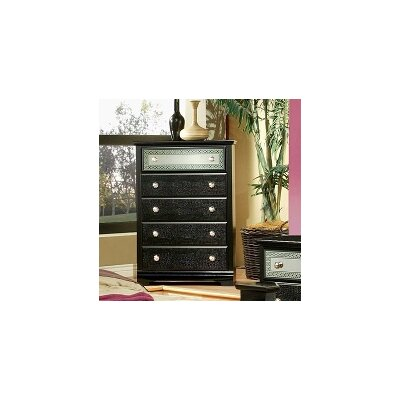 Midnight Sky 5 Drawer Chest