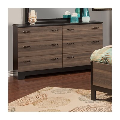Nova 6 Drawer Dresser 43806