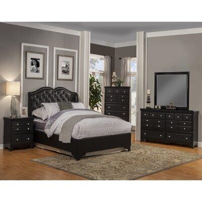 Eva Platform Customizable Bedroom Set