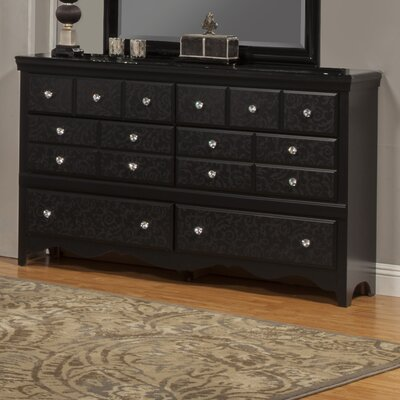 Eva 6 Drawer Dresser