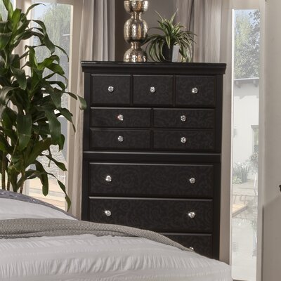 Eva 5 Drawer Chest
