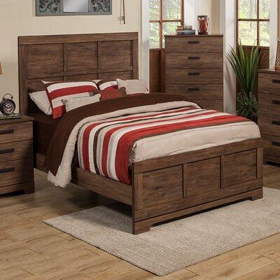 Urban Village Panel Bed Size: California King