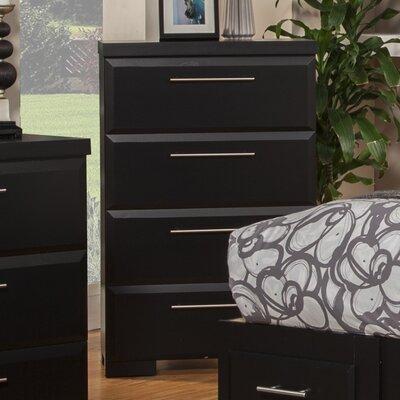 Serenity 4 Drawer Chest
